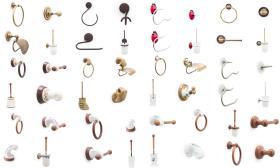 Juego accesorios 4 piezas