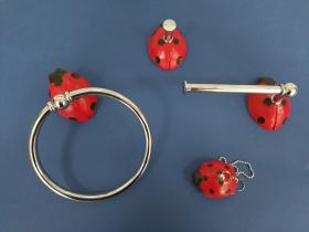 Juego accesorios 4 piezas 9111
