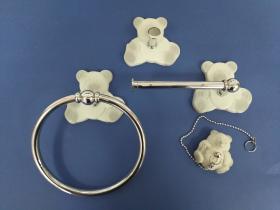 Juego accesorios 4 piezas 212 - Juego accesorios 4 piezas Infantil caracola