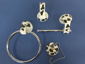 Juego accesorios 4 piezas 1080 - Juego accesorios 4 piezas Agua vaca