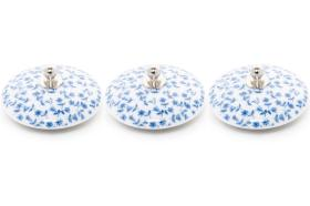 3 tapones porcelana 10926 -