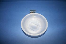 Accesorios baño en latón 934 - Portajabonera pared Cubic cromo