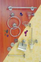 Accesorios de pared Neptuno  Accesorios baño en latón